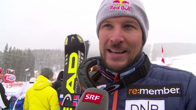 Video «Interview mit Aksel Svindal» abspielen