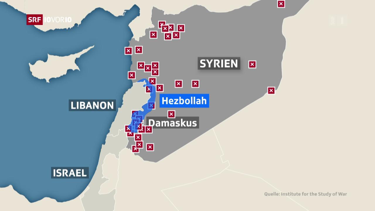 Nach Provokation Israels wächst die Sorge vor Krieg