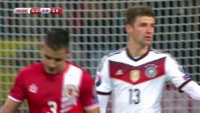 Video «Fussball: EM-Quali, Deutschland - Gibraltar («sportaktuell»)» abspielen