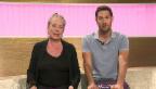 Video «Mummenschanz – wortlose Künstler im verbalen Harmonietest» abspielen