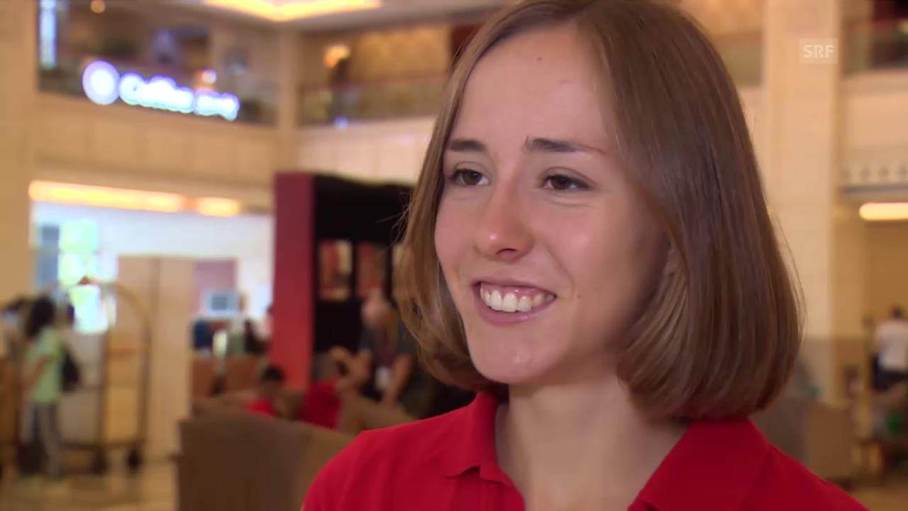 Selina Büchel: «Die Konkurrenz nimmt mich anders wahr»