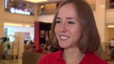 Video «Selina Büchel: «Die Konkurrenz nimmt mich anders wahr»» abspielen