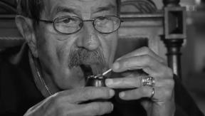 Video «Jahrhundertautor: Günter Grass ist tot» abspielen