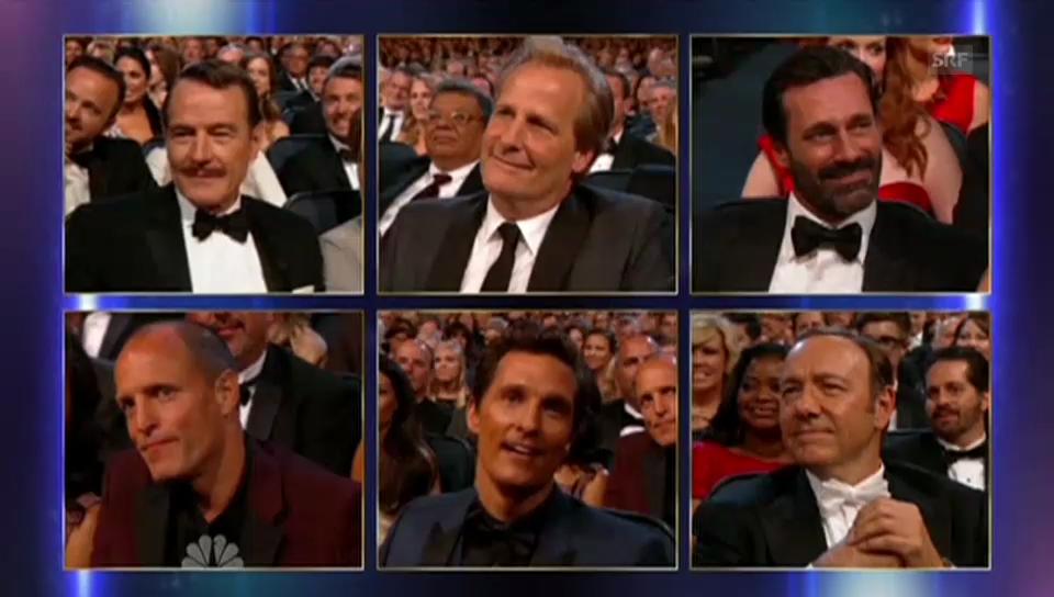 Emmy Awards 2014: Die Gewinner