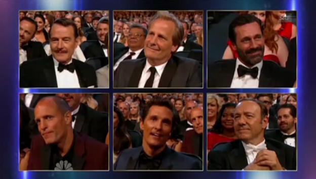 Video «Emmy Awards 2014: Die Gewinner» abspielen