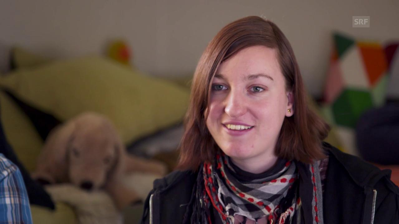 Renja Kägi: «Bleib doch meine Schwester, wir sind Zwillinge»