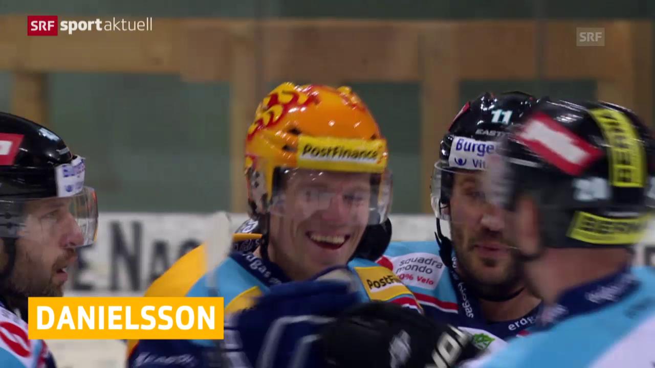 Eishockey: NLA, Zuzug für Lausanne