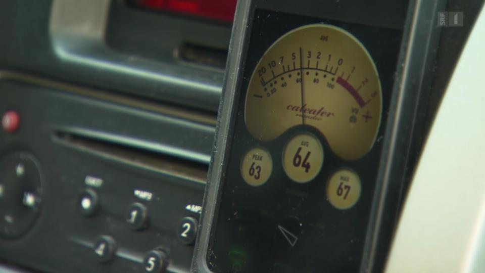 Wie sich Musik auf Autofahrer auswirkt