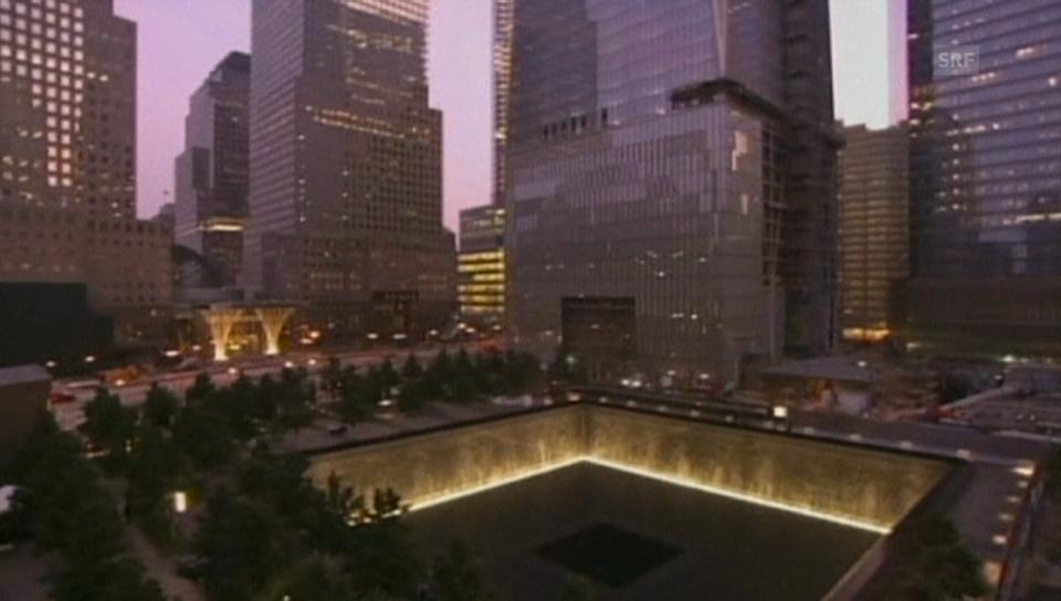 Ground-Zero am 11.9.2013 (unkommentiert)