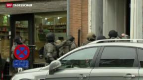 Video «Pariser Attentäter in Brüssel gefasst» abspielen