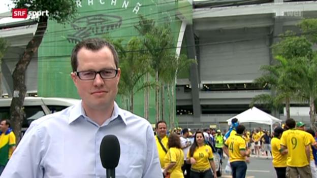 Video «Einschätzung von Reto Gafner zum Confed Cup» abspielen