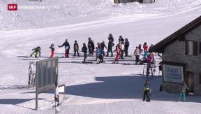 Video «Bund bewilligt Ski-Arena am Oberalp» abspielen