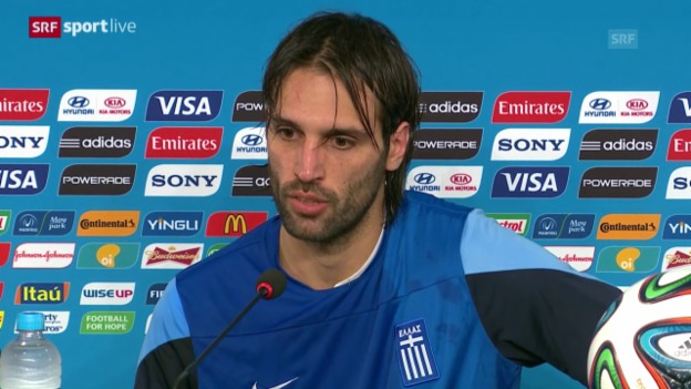 Video «Fussball: Interview mit Georgios Samaras» abspielen