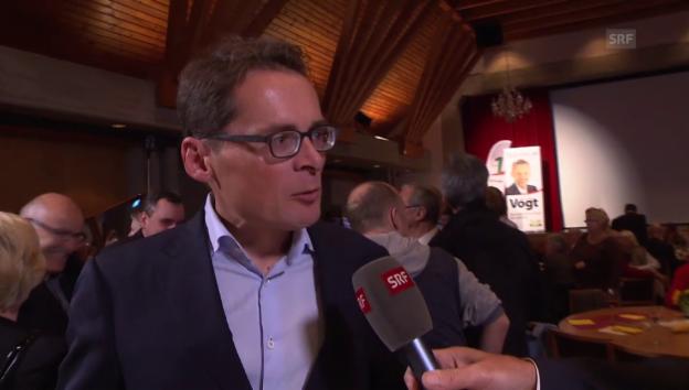 Video «Interview mit SVP-Mann Roger Köppel» abspielen