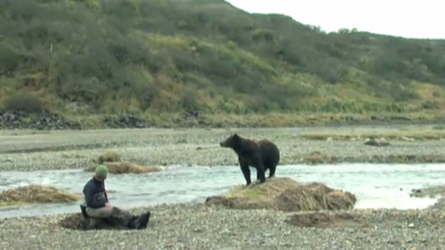 Video «Die Grizzlies im Fokus (1)» abspielen