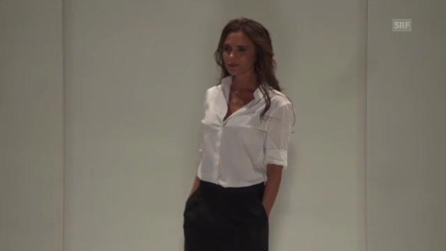 Victoria-Beckham-Modenschau