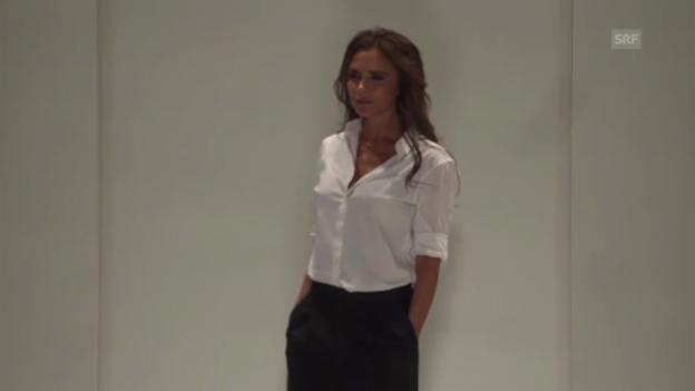 Video «Victoria-Beckham-Modenschau» abspielen