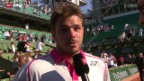 Video «Tennis: Interview mit Stan Wawrinka» abspielen