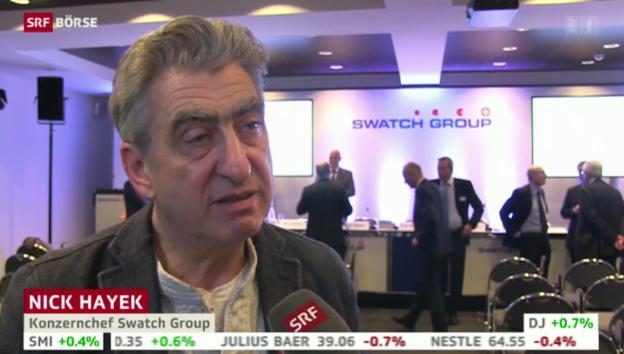 Video «SRF Börse vom 20.03.2014» abspielen