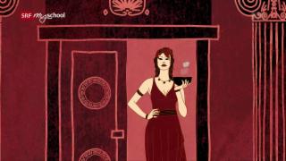 Video «Odyssee animiert: Bei Zauberin Kirke (8/14)» abspielen