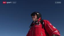 Video «Unterwegs mit Lawinenprofi Bruno Jelk» abspielen