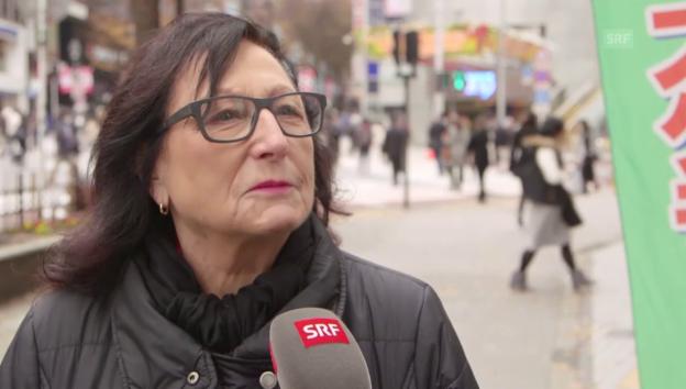 Video «Ursula Gnädinger in Japan» abspielen