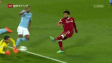 Link öffnet eine Lightbox. Video Liverpool-Star Salah vor CL-Halbfinal gegen die AS Roma abspielen