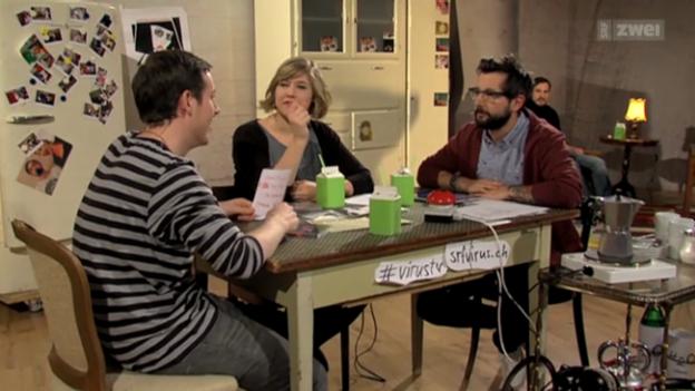 Video ««Virus» - (36) Manillio, Prophet des Schweizer Sprechgesangs» abspielen