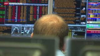 Video «Credit Suisse in den roten Zahlen» abspielen