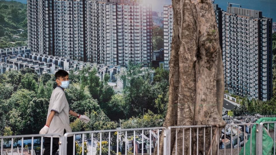 Chinesischem Immobilienkonzern Evergrande droht Konkurs
