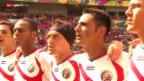 Video «Ticos ganz gross: Costa Rica vor dem Halbfinal» abspielen