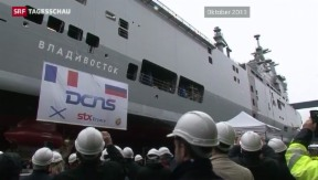 Video «Die EU berät morgen über schärfere Sanktionen» abspielen