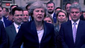Video «FOKUS: Theresa May wird neue Premierministerin» abspielen