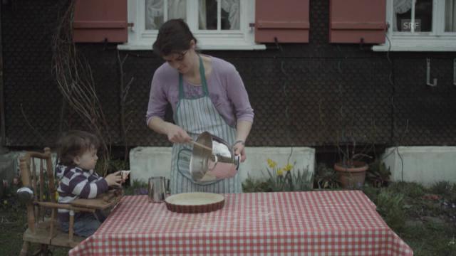 Margrits Alpenküche: Zimtflade