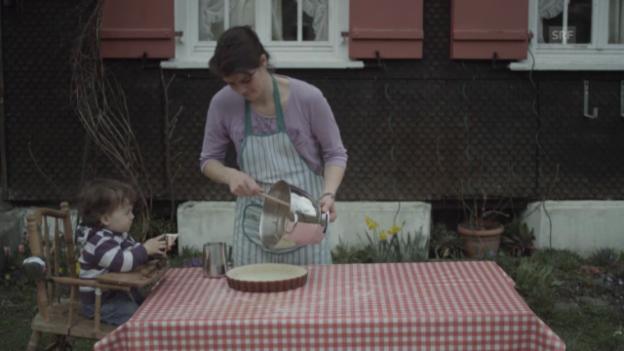 Video «Margrits Alpenküche: Zimtflade» abspielen