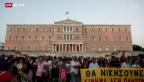 Video «FOKUS: Tsipras im Kreuzfeuer» abspielen