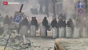 Video «Enttäuschte Hoffnung in der Ukraine» abspielen