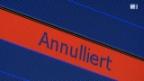 Video «08.11.11: Airlines verweigern Entschädigung» abspielen