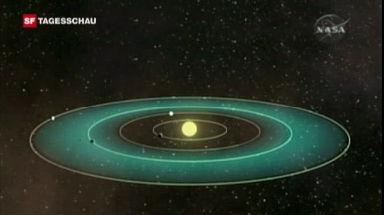 NASA will es wissen