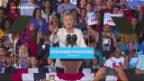 Video «Neues Ungemach für Clinton» abspielen