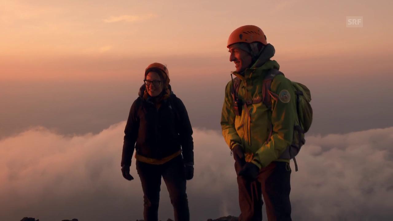 Trailer: «Apfel und Vulkan»