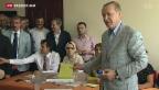 Video «Erdogan bleibt wohl Präsident der Türkei» abspielen