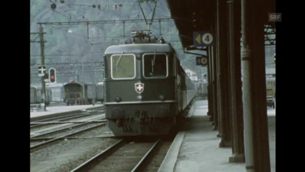 Video «Grenz-Pendler ( Antenne, 22.5.1973)» abspielen