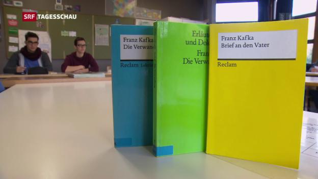 Video «150 Jahre Reclam-Bücher» abspielen