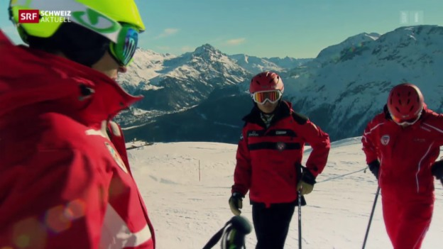 Video «Engelberg setzt auf chinesischen Skilehrer» abspielen