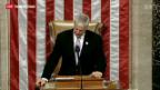 Video «Kompromiss im Haushaltsstreit – Anleger erleichtert» abspielen