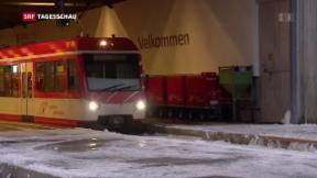 Video «Zermatt ist wieder erreichbar» abspielen