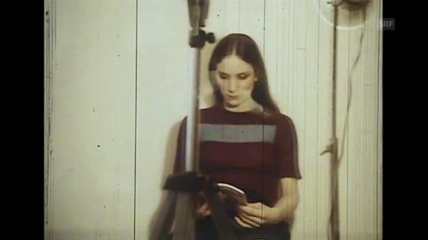 Video «HHK Schoenherr, Das Portrait der Cordua, 1969 (Ausschnitt)» abspielen