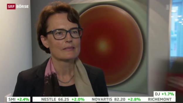Video «SRF Börse vom 17.10.2014» abspielen