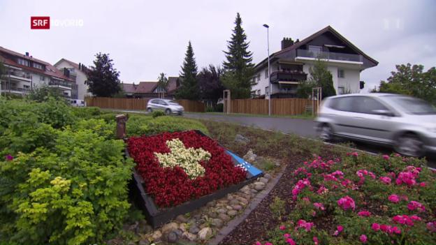 Video «Flüchtlingsaufnahme: Aargauer Gemeinden ziehen mit» abspielen